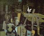 Живопись   Жорж Брак   Студия VI, 1954
