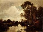 Живопись | Жюль Дюпре | Река