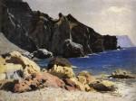Живопись | Исаак Левитан | Берег моря (Крым), 1886