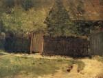 Живопись | Исаак Левитан | Первая зелень. Май, 1883
