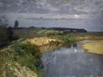 Живопись | Исаак Левитан | Тишина, 1898