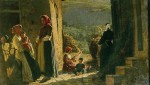 Живопись | Криштиану Банти | Собрание крестьян, 1861