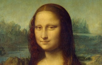 Улыбайся, Мона Лиза!