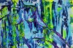 Живопись | Мария Субботина | Абстракция женщины №3