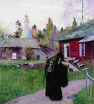 Живопись | Михаил Нестеров | Вечерний звон, 1910
