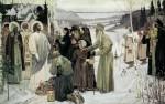 Живопись | Михаил Нестеров | Святая Русь, 1901-06