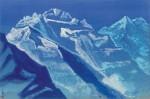 Живопись | Николай Рерих | Гималаи | Небесные ступени, 1938