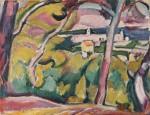 Живопись | Отон Фриез | Ла-Сьота, 1907