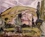 Живопись | Отон Фриез | Холм, 1908
