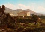 Живопись | Серафино де Тиволи | La Villa Salviati, 1856