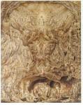 Живопись | Уильям Блейк | Страшный суд, 1808