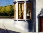 Живопись | Эдвард Хоппер | Август в городе, 1945