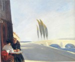 Живопись | Эдвард Хоппер | Бистро, 1909