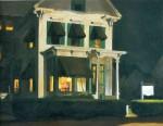 Живопись | Эдвард Хоппер | Комнаты для туристов, 1945