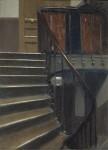 Живопись | Эдвард Хоппер | Лестница на 48 Авеню, 1906