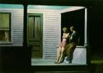 Живопись | Эдвард Хоппер | Летний вечер, 1947