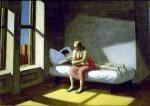 Живопись | Эдвард Хоппер | Лето в городе, 1950