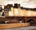Живопись | Эдвард Хоппер | Новый мост, 1909