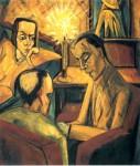 Живопись | Эрих Хеккель | Чтение вслух, 1914