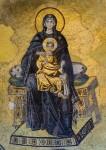 Мозаика | Собор Святой Софии | Изображение Богородицы в апсиде