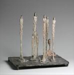 Скульптура | Альберто Джакометти | The Forest, 1950