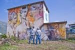 Стрит-арт | Пичи и Аво | Memorie Urbane-Fondi