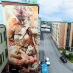 Стрит-арт | Пичи и Аво | No Limit Boras