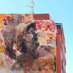 Стрит-арт | Пичи и Аво | Urban Warrior