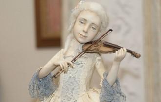Екатерина Тарасова – художник по куклам