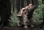 Фотография | Мария Субботина | С медведем