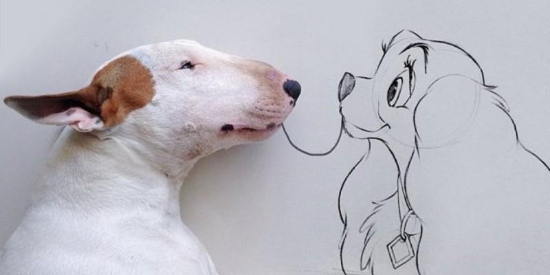 Рафаэль Мантессо. Осторожно, злая собака!