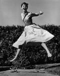 Фотография | Филипп Халсман | Прыжок | Одри Хепберн