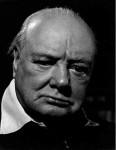 Фотография | Филипп Халсман | Уинстон Черчилль
