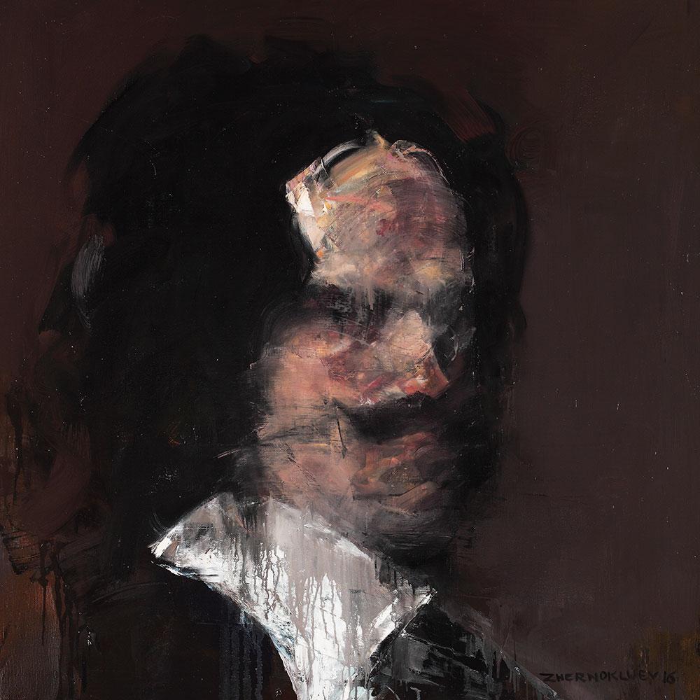 телячьей портрет жерноклюева фото октябре падает