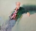 Живопись | Александр Жерноклюев | Портрет художника Николая Ивановича Дорофеева, 1997
