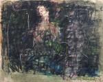 Живопись | Вячеслав Евдокимов | Сидящий, 1997