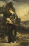 Живопись   Гюстав Моро   Орфей, 1865