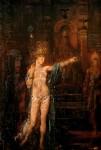 Живопись | Гюстав Моро | Саломея, 1874