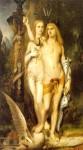 Живопись | Гюстав Моро | Ясон и Медея, 1865