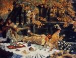Живопись | Джеймс Тиссо | Праздник, 1876