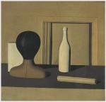 Живопись | Джорджо Моранди | Метафизический натюрморт, 1918