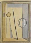 Живопись   Джорджо Моранди   Натюрморт, 1916
