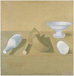 Живопись   Джорджо Моранди   Натюрморт, 1918