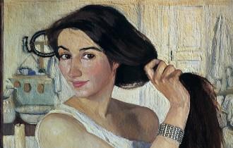 Зинаида Серебрякова. Наследственный Талант И Сила Характера