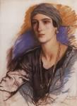 Живопись | Зинаида Серебрякова | Княгиня Ирина Юсупова, 1925