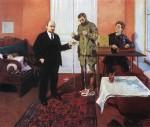 Живопись | Игорь Грабарь | В.И. Ленин у прямого провода, 1927-33