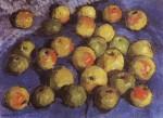 Живопись | Игорь Грабарь | Туркестанские яблоки, 1920