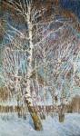Живопись | Игорь Грабарь | Февральская лазурь, 1904