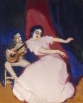 Живопись | Кес ван Донген | Антония Ла Кокинера, 1906