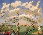 Живопись | Кес ван Донген | Весна, 1908